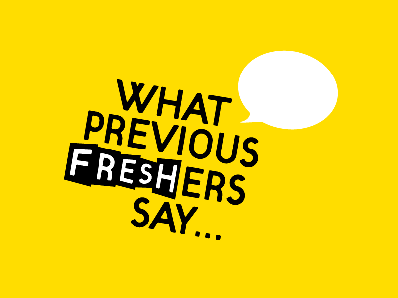 What Previous FRESHers Say...