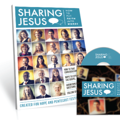 Sharing Jesus and DVD-01